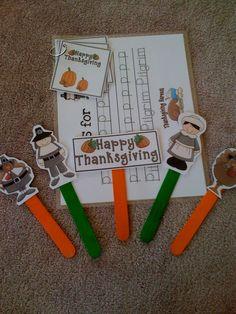 Cute Thanksgiving stuff.