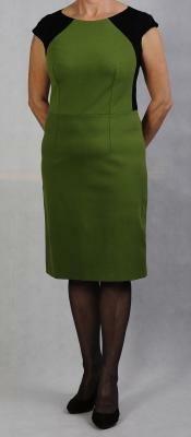 Kostenloses SM für ein Raglan Kleid (elegant)