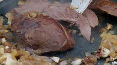 #MeatEater Field Eats Recipe: Apple-Stuffed Roasted Venison Heart