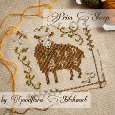 Goodflora Stitchwort: A Hardy Highland Sheep all set to Roam