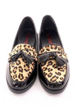 c31c29255c1 Loafer ❤ Zapatos Animal Print