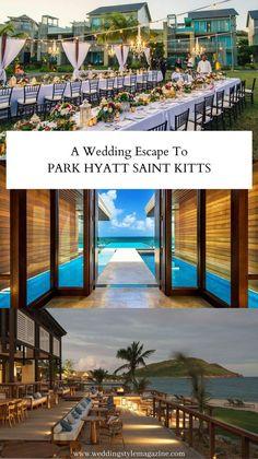 Romantic Honeymoon Destinations, Destination Weddings, Island Nations, Hotel Wedding, St Kitts, Caribbean, Mansions, House Styles, Manor Houses