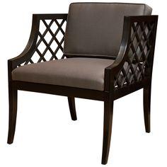 1stdibs.com   Grosfeld House Lattice Chair
