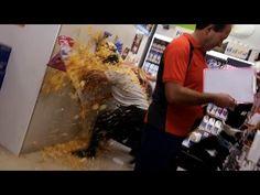 Supermarket Food Fight