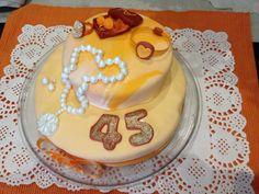 cumpleaños de Alicia Loreal Sugar Cake, Desserts, Ideas, Food, Tailgate Desserts, Deserts, Essen, Postres, Meals