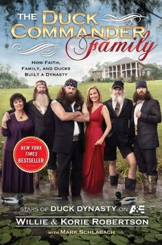 The Duck Commander Family: How Faith, Family, and Ducks Built a Dynasty by Willie Robertson, http://www.amazon.com/dp/B00818IW08/ref=cm_sw_r_pi_dp_QsHqrb1AR3YFQ