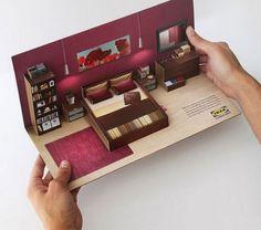 diseños de folletos creativos