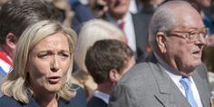 France. Dimanche 11 décembre 2015. Et pendant ce temps-là, Jean-Marie Le Pen annonce sa candidature aux régionales en PACA