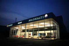 Ferrari Maserati Yongcheng, Showroom & Service – Ningbo China | Fortebis Group