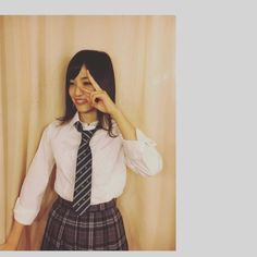 リアルJKなのじゃ  #君も8で泣こうじゃないか公演 #この涙君に捧ぐ #JK #下尾みう #team8 #祝100投稿... #Team8 #AKB48 #Instagram #InstaUpdate