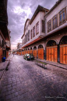 Photo by: Abdulhameed Shamandour  Location: Old Damascus, Syria