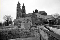 magdeburg dom   Magdeburger Dom und Bastion Cleve (Foto: Wieland Schulze)