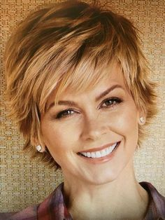 Today we have the most stylish 86 Cute Short Pixie Haircuts. We claim that you have never seen such elegant and eye-catching short hairstyles before. Pixie haircut, of course, offers a lot of options for the hair of the ladies'… Continue Reading → Short Shaggy Haircuts, Short Shag Hairstyles, Short Hairstyles For Women, Straight Hairstyles, Retro Hairstyles, Shaggy Pixie Cuts, Pixie Bob, Male Hairstyles, School Hairstyles
