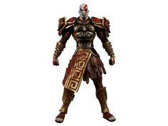 PJ's Toybox 5pcs/lot 7 inch NECA God of War 2 II Kratos in Ares Armor W Blades…