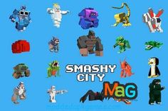 Smashy City Mod Apk v2.1.3 (Money Hack) Free Download For Android