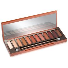 Urban Decay Naked Heat Palette (175 BRL) ❤ liked on Polyvore featuring beauty products, makeup, eye makeup, eyeshadow, no color, palette eyeshadow, urban decay eye shadow, urban decay eye makeup, urban decay and urban decay eyeshadow