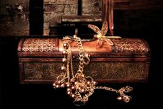 Photo about Treasure chest on black background. Image of aged, casket, secrecy - 12815413 Black Image, Hidden Treasures, Casket, Treasure Chest, Black Backgrounds, Style Icons, Jewelery, Decorative Boxes, Objects