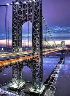 Puente de Manhattan, Nueva York