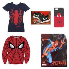 Designer Clothes, Shoes & Bags for Women Fashion Women, Women's Fashion, Casetify, Spiderman, Women's Clothing, Nerd, Clothes For Women, Woman, Shoe Bag