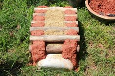 earth bag designs | ... showing cordwood stacked on earthbag bag foundation (click to enlarge