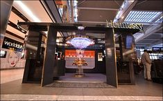 Hennessy pop up store opens at  T5