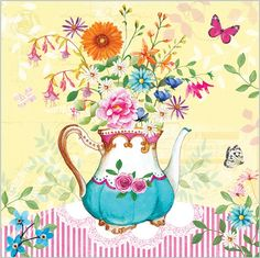 Everyday Ranges » M0999 » China Rose - Clare Maddicott Publications - Greeting cards, gift wrap & stationery