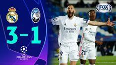 ¡EL 'REY DE EUROPA' NO FALLÓ!   REAL MADRID 3-1 ATALANTA   8vos vuelta Real Madrid Club, Fox Sports, Champions League, Rey, Youtube, Quartos, Europe, Youtubers, Youtube Movies