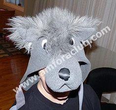 Как сшить костюма волка