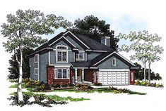 House Plan chp-1263 at COOLhouseplans.com
