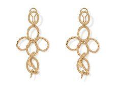 Les boucles d'oreilles Soho d'Aurélie Bidermann http://www.vogue.fr/joaillerie/le-bijou-du-jour/diaporama/les-boucles-d-oreilles-soho-serpent-d-aurelie-bidermann/17977