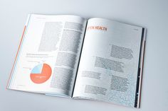 Healthness | Infodesign by Christoph Almasy, via Behance
