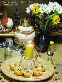 Happy Valentine's day !! Love spells, Santeria, Offering to Oshun, Ofrenda a Oshun, Oshun spell  at: www.amazingmagicalspells.com