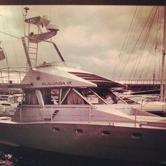 The story of Yacht Design - Spertini Alalunga