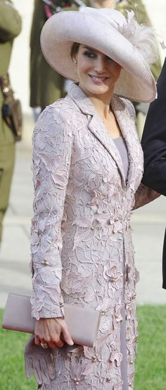 Princess Letizia-RoyalDish - Oct. 20th, religious wedding - page 23