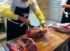 Blink Collective butchery course - would love to do this!