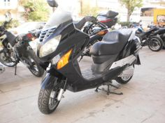 HYOSUNG MS3/250 Motorcycle, Motorbikes, Motorcycles, Choppers