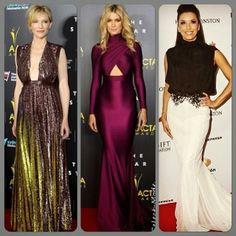 Lucy May's Fashion Blog: Lovely Evening Dress. Aren`t they ? Which one is y...