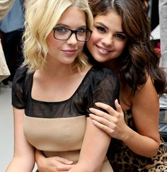 Ashley Benson and Selena Gomez | The Cutest Celeb Friendships