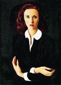 portrait de Madame Sylvia Mann