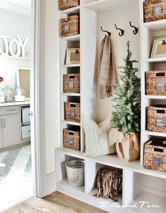 Baskets & Shelves   ReFresh Home