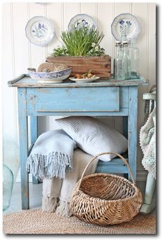 Vibeke Design  Country Painting, Low VOC Paint, Chalk Paint, Milk Paint, Country Style Furniture, Antique Painted Furniture,