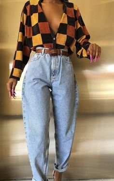 perfect outfits to try on – Fashion Girl & # Boho & # Classic & # – … - vintage outfits Mode Outfits, Retro Outfits, Cute Casual Outfits, 80s Style Outfits, Hipster Outfits, 1990s Outfit, Vintage Summer Outfits, Grunge Outfits, Stylish Outfits