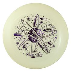 Frisbee original Ultimate phosphorescent 175gr. Wham-o