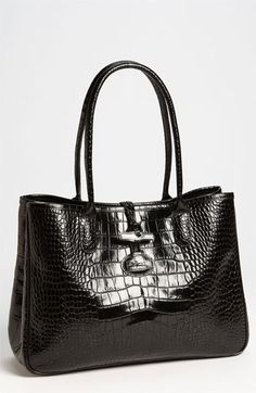 nordstrom At Femme Croco' Maroquinerie Available 'roseau Longchamp Sacoche Tote Shoulder fwP1Yqpq