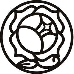 Rose Crest, the design we can find as a duellist ring emblem.