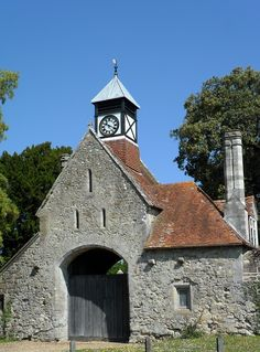 Gatehouse of Beaulieu palace, Beaulieu village, New Forest, Hampshire, England All Original Photography by http://vwcampervan-aldridge.tumblr.com