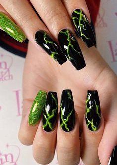 Halloween Imgaes 2020 500+ Best Nail Designs images in 2020 | nail designs, nails, nail art
