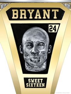 Kobe Bryant/Lakers 2010 Championship Ring