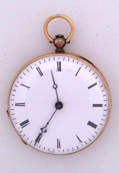 Pocket Watches, Collar, Accessories, French Nails, Pockets, Gold, Style, Pocket Watch, Ornament