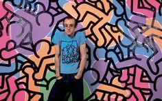 Keith Haring #HOTsnack #HOTBOOK